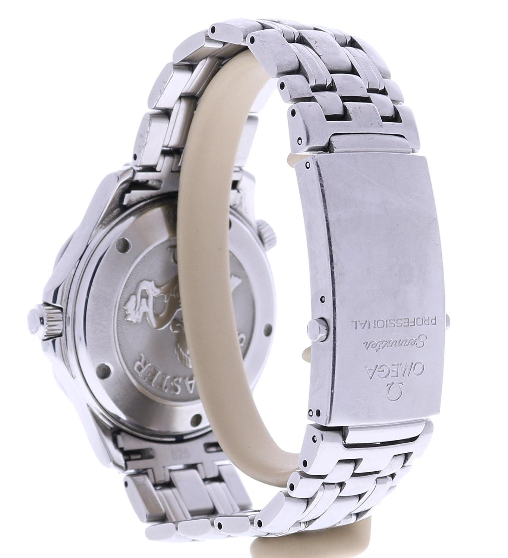Omega Seamaster swiss-automatic Mens Reloj coaxial (Certificado) de segunda mano: Omega: Amazon.es: Relojes