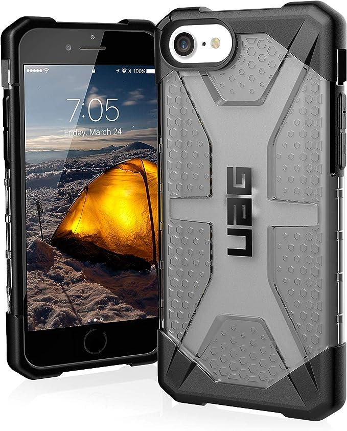 Urban Armor Gear Civilian Coque pour Apple iPhone Se (2020)/ 8/7/ 6S (Housse Compatible avec la Recharge sans Fil, étui pour téléphone Portable ...