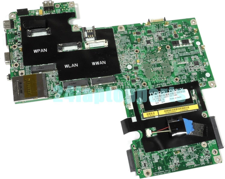 Dell Inspiron 1521 Series AMD CPU Motherboard WP042 0WP042