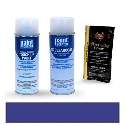 PAINTSCRATCH Apex Blue Pearl B-554P for 2009 Honda S2000 - Touch Up Paint Spray