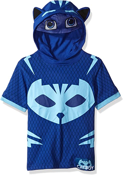 Boys Toddler Gekko and Catboy Hoodie
