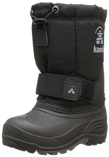 Amazon.com | Kamik Rocket Cold Weather Boot (Toddler/Little Kid ...