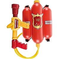 Idena 8040009 Brandweer waterspuit, ca. 40 cm.