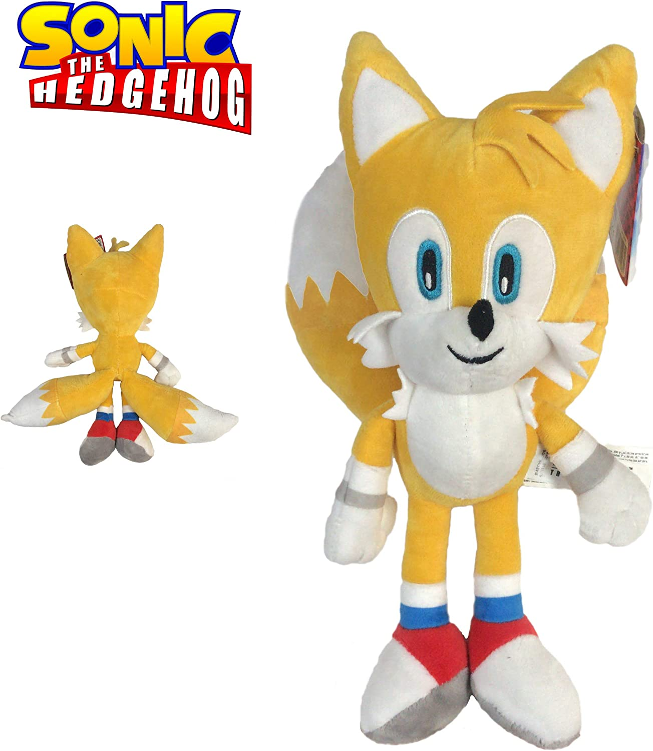 Sonic - Peluche Tails Miles Prower 13