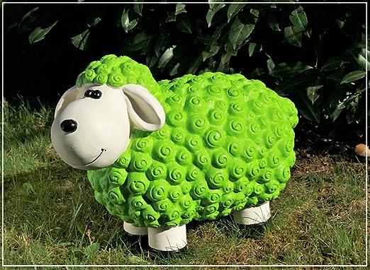 Figura Oveja Susanne en verde multicolor Ovejas Animales figuras ...