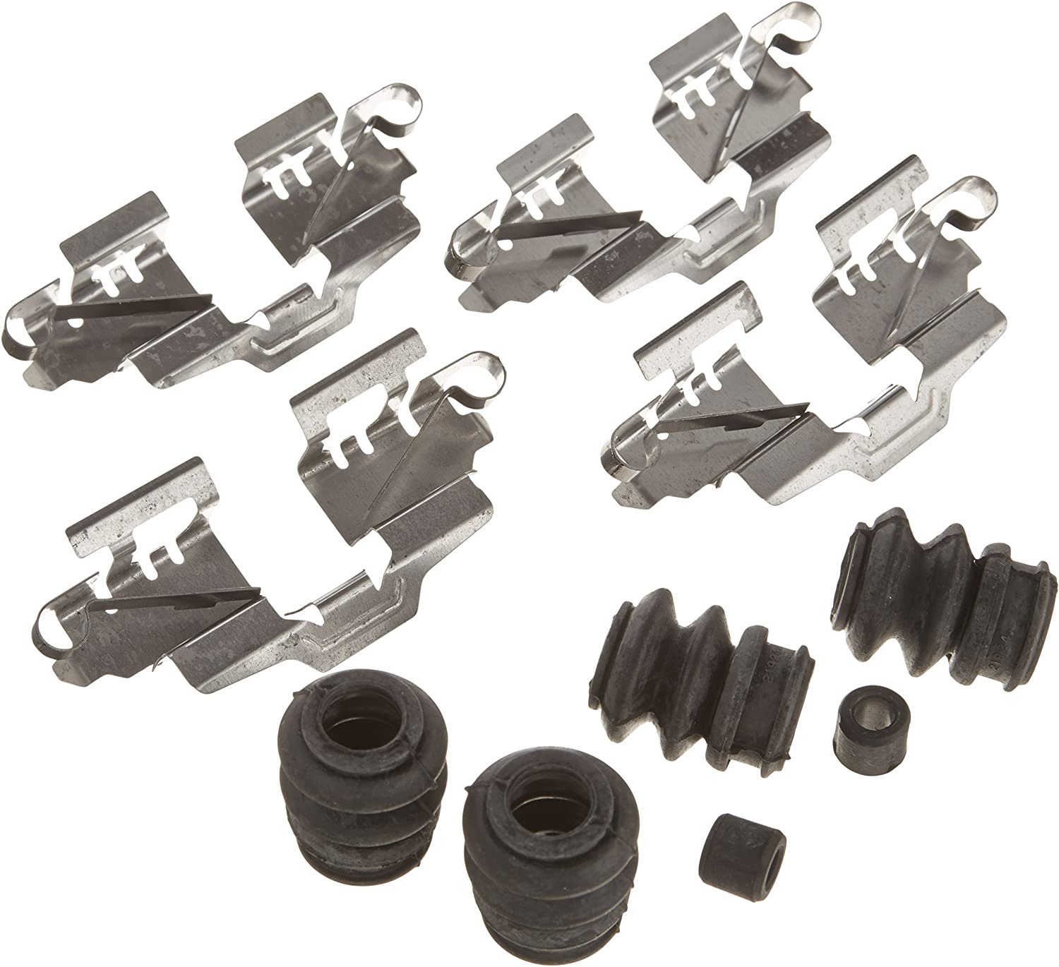 Front Pair, Spring, and Strut Mount Assembly Kit Unity Automotive 2-11485-11486-001 Quick Complete