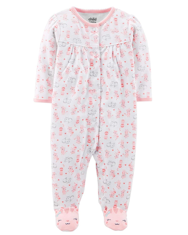a88ee1ddb Baby Girl Sleepers