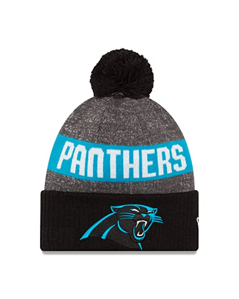 Image Unavailable. Image not available for. Color  New Era NFL Carolina  Panthers 2016 Reverse Team Color Sport Knit Beanie ... 9237ef2f5
