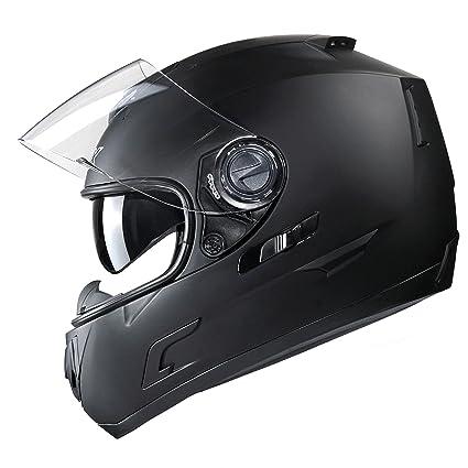 9e07fed6fdd3e Amazon.com  GLX GX-15 Full Face Motorcycle Helmet