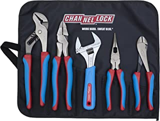 product image for Channellock CBR-5 Code Blue Set with Tool Roll, 5-Piece