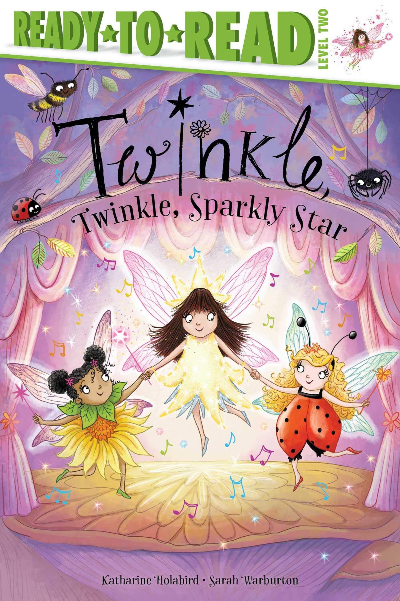 Amazon.com: Twinkle, Twinkle, Sparkly Star (9781534486232): Holabird,  Katharine, Warburton, Sarah: Books