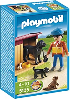 PLAYMOBIL Dog House Playset