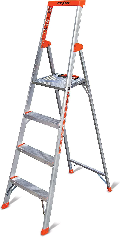 Little Giant 15270 Flip-N-Lite 6' Step Ladder Type 1A