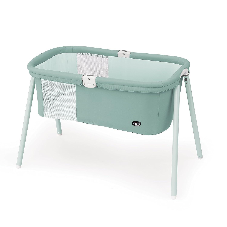 Chicco LullaGo Portable Bassinet, Chestnut 06079044540070