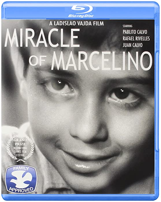 Miracle of Marcelino (BLU-RAY): Restored 1955 Version