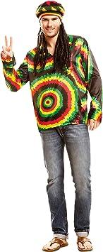 My Other Me - Disfraz Jamaicano adulto, talla M-L (Viving Costumes ...