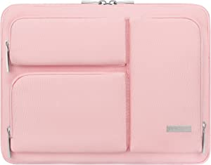 Lacdo 360° Protective Laptop Sleeve Case for 13 inch New MacBook Pro A2338 M1 A2251 A2289 A2159 A1989 A1706 A1708, 13