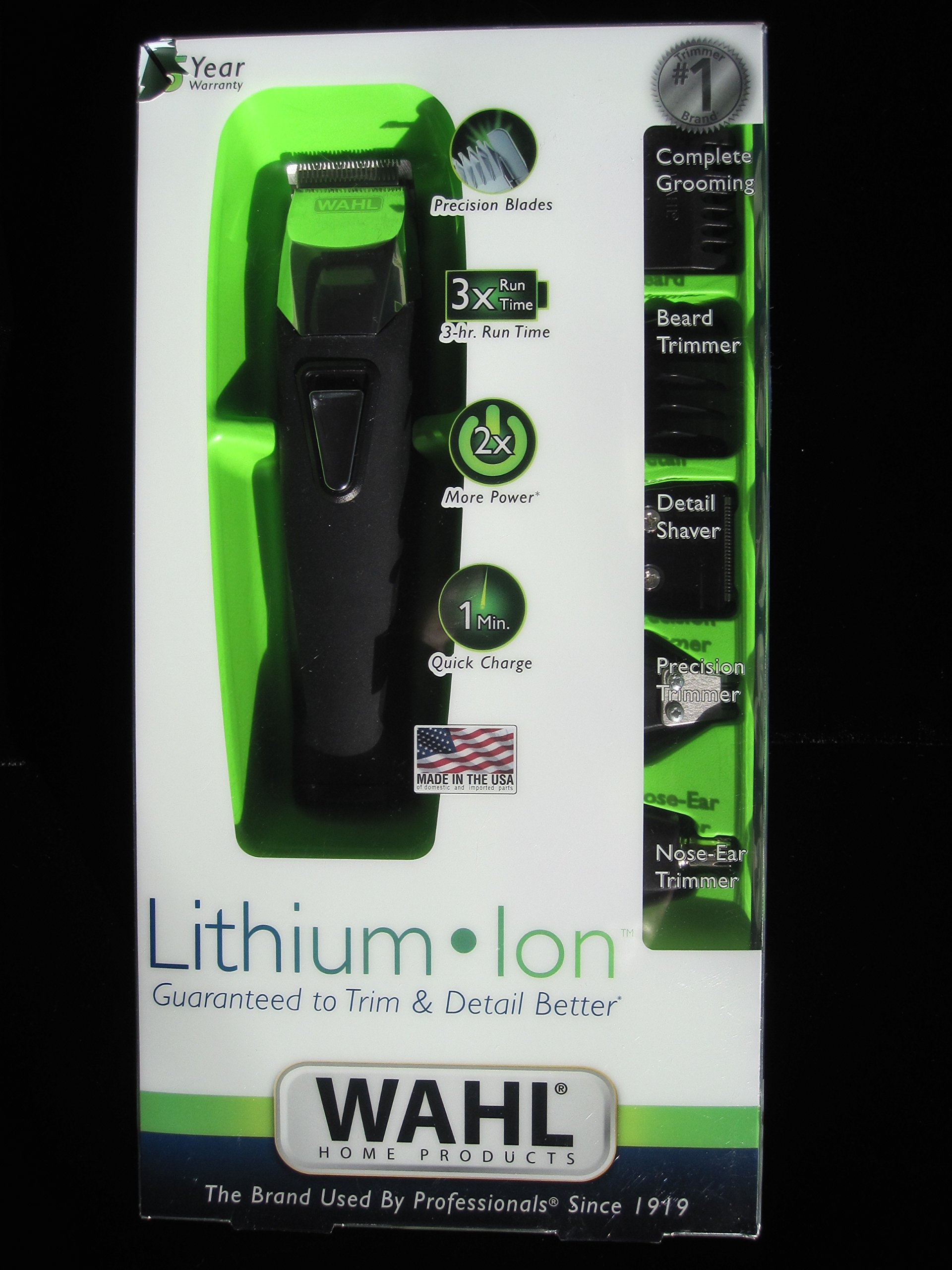 Wahl All in One Rechargeable Body Groomer