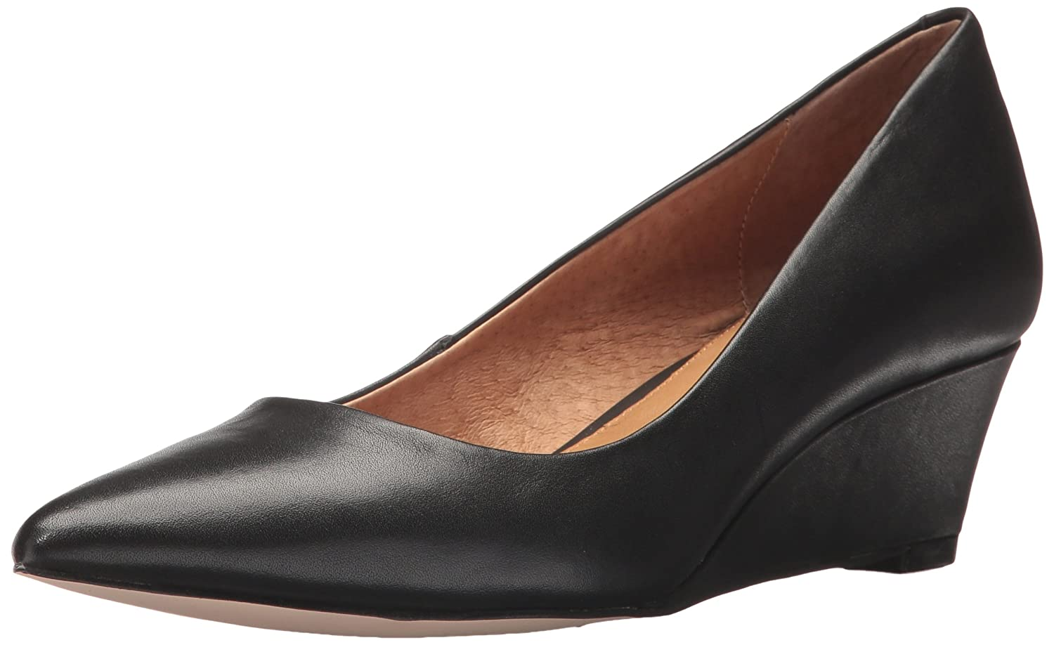 Opportunity Shoes - Corso Como Women's Nelly Pump B06WVH6YZ4 7 B(M) US|Black Soft Calf