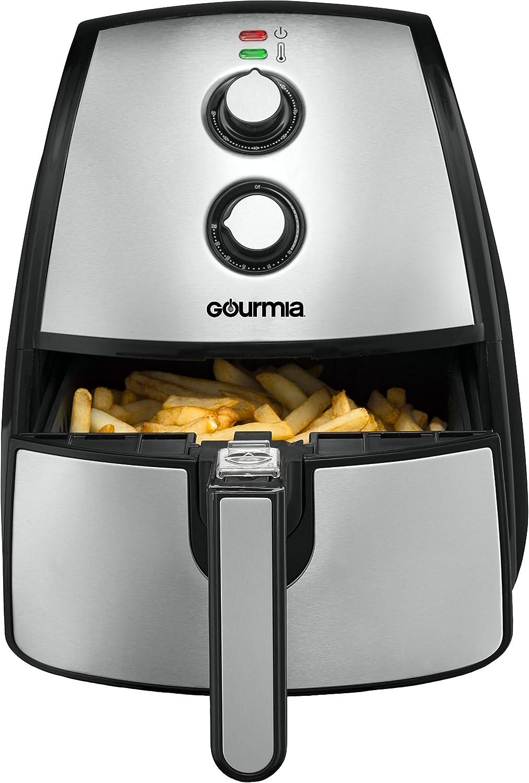Gourmia GAF560 5 Quart Air Fryer - Oil Free Healthy Cooking