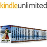 Christmas Gift of Love Boxset: Bumper Christmas Mail-Order Bride Historical Western Romance - 25 Book Box Set