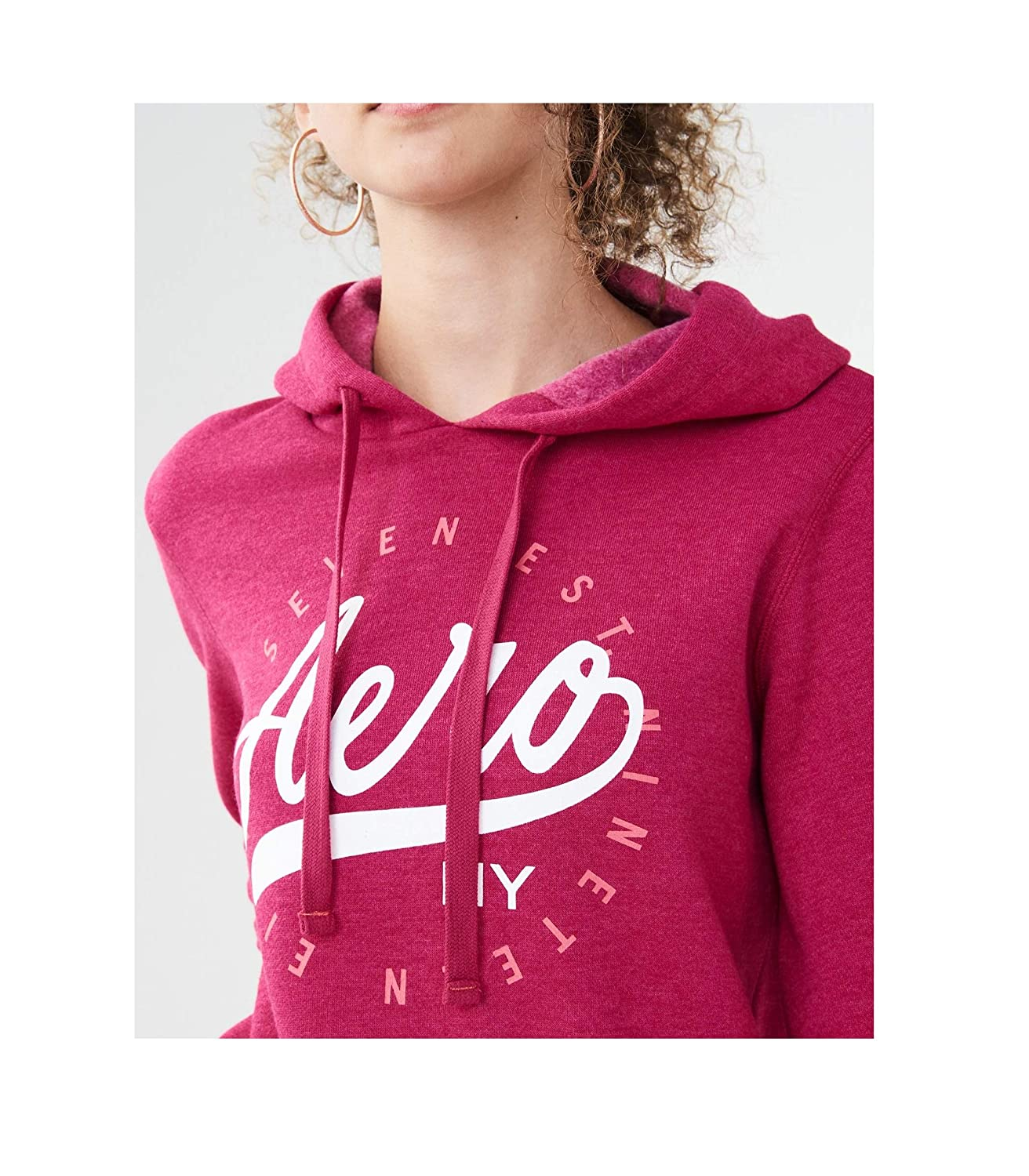 Amazon.com: Aéropostale Aeropostale Women Pullover and Full Zip Hoodie Aero York: Clothing