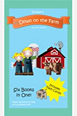 Down on the Farm: Volume 9 (Half-Pint Readers) Kindle Edition