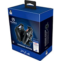 PowerA Dualshock Charging Station with USB Cable - PlayStation 4