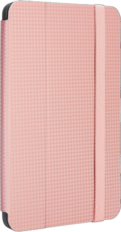Targus Click-In Case for iPad Mini 1/2/3/4, Rose Gold (THZ62808GL)