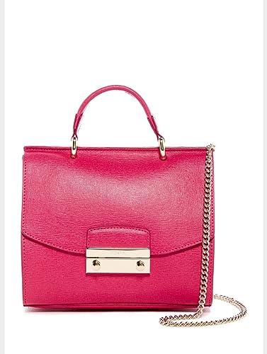 Shoulder Bag for Women On Sale, Pink, Leather, 2017, one size Furla
