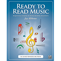 Ready to Read Music: Sequential Lessons in Music Reading Readiness book cover