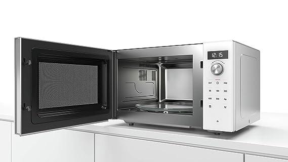 Bosch Serie 6 FFM553MW0 Encimera Solo - Microondas (Encimera, Solo ...