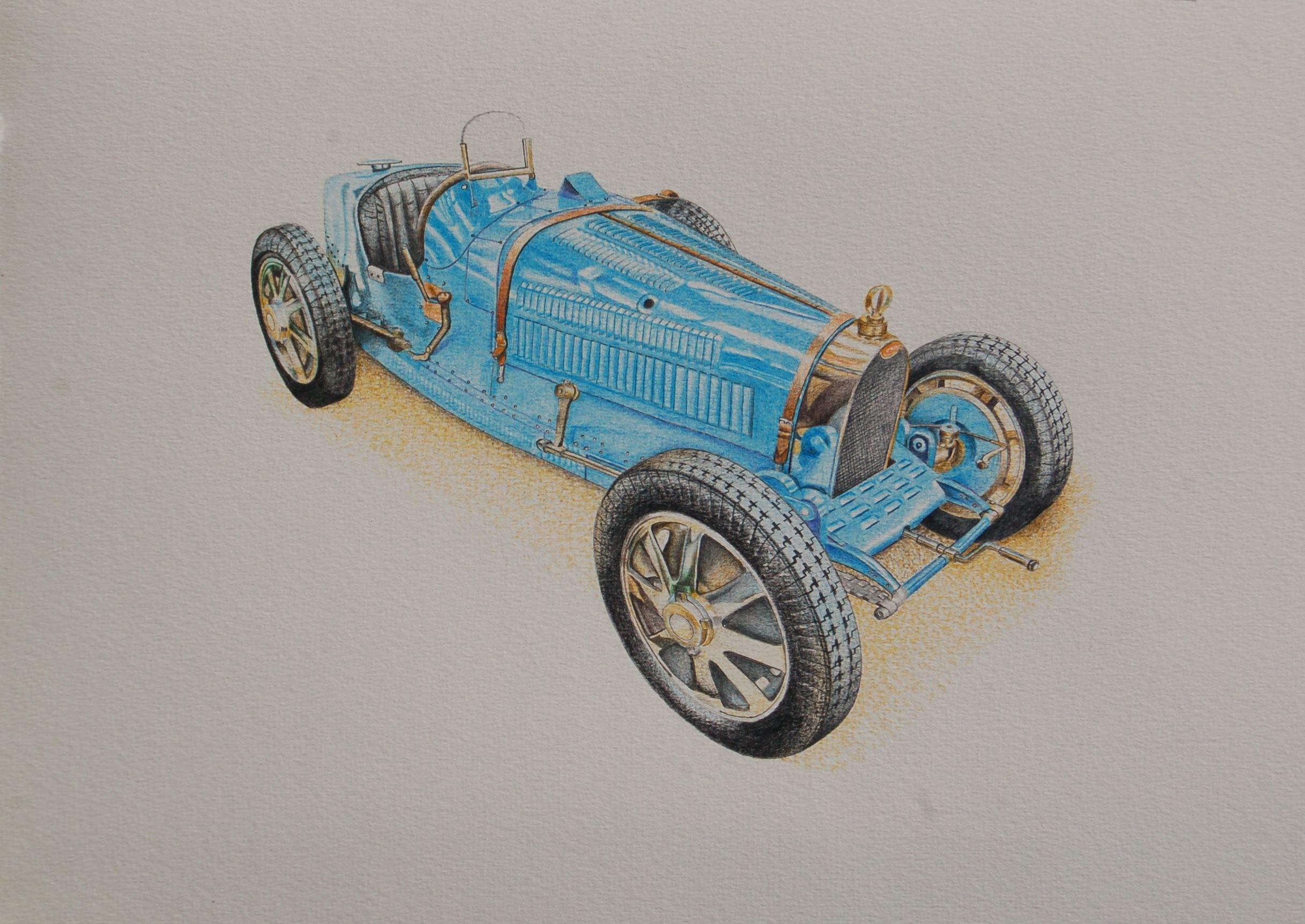 Bugatti Type 35 by