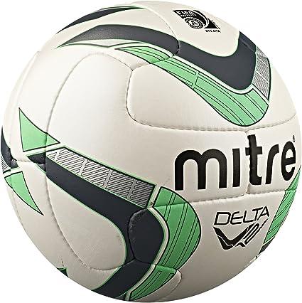 Mitre Delta V12 - Balón de fútbol, Talla 5: Amazon.es: Deportes y ...