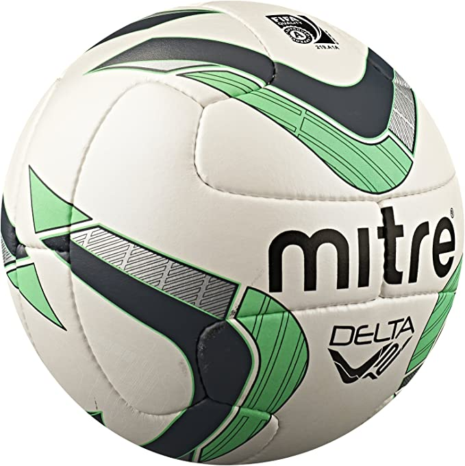 Mitre Delta V12 - Balón de fútbol, Talla 5: Amazon.es: Deportes y aire libre