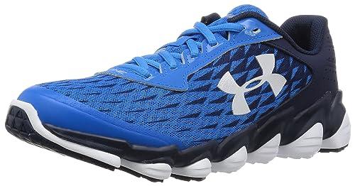 best sneakers 7a145 25aad Amazon.com | Under Armour Men's Spine Disrupt Running Shoe ...