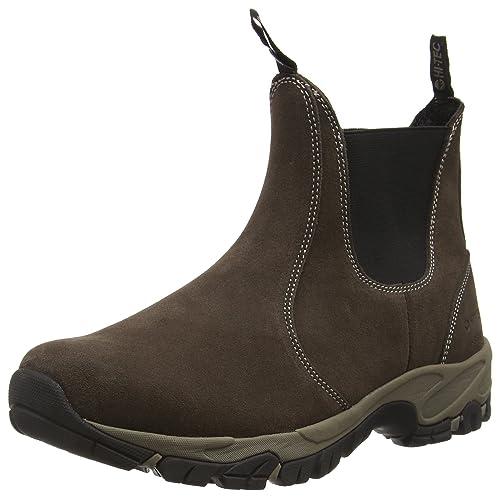 Hi-Tec Altitude Chelsea Suede, Botines para Hombre: Amazon.es: Zapatos y complementos