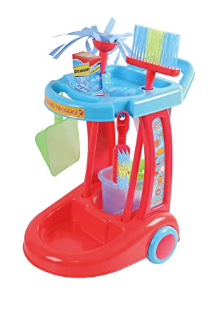 itsImagical - My cleaning trolley, color rojo (Imaginarium 82303): Amazon.es: Juguetes y juegos