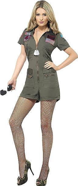 deguisement femme top gun