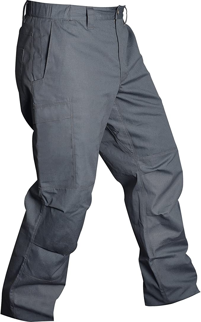 This is an image of the Vertx Men's Phantom LT Tactical Pants, in the shade of gray.