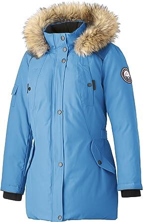 Alpinetek Doudoune Femme Bleu XS: : Vêtements