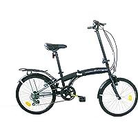 """FREJUS 20"""" Micro - Vélo Pliante, Noir"""
