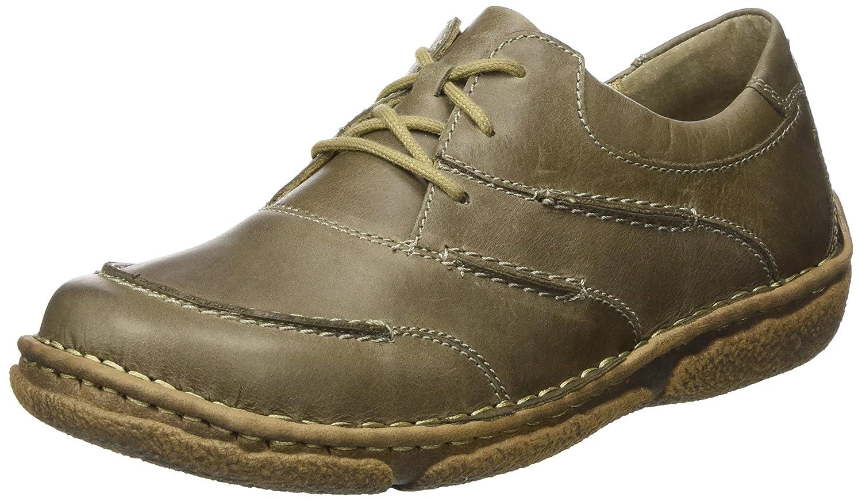 Josef Seibel Neele 03, Zapatos de Cordones Derby para Mujer 40 EU Marrón (Taupe 250)