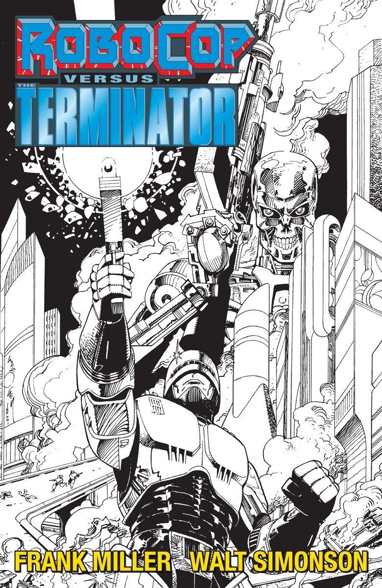 Download Robocop vs. Terminator Gallery Edition pdf