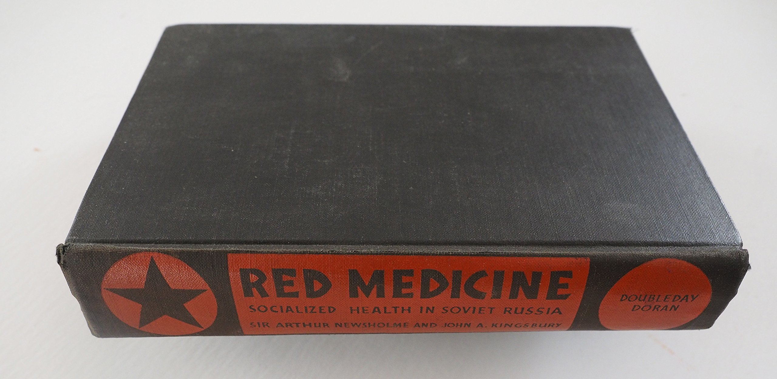 Red Medicine. Socialized Health in Soviet Russia