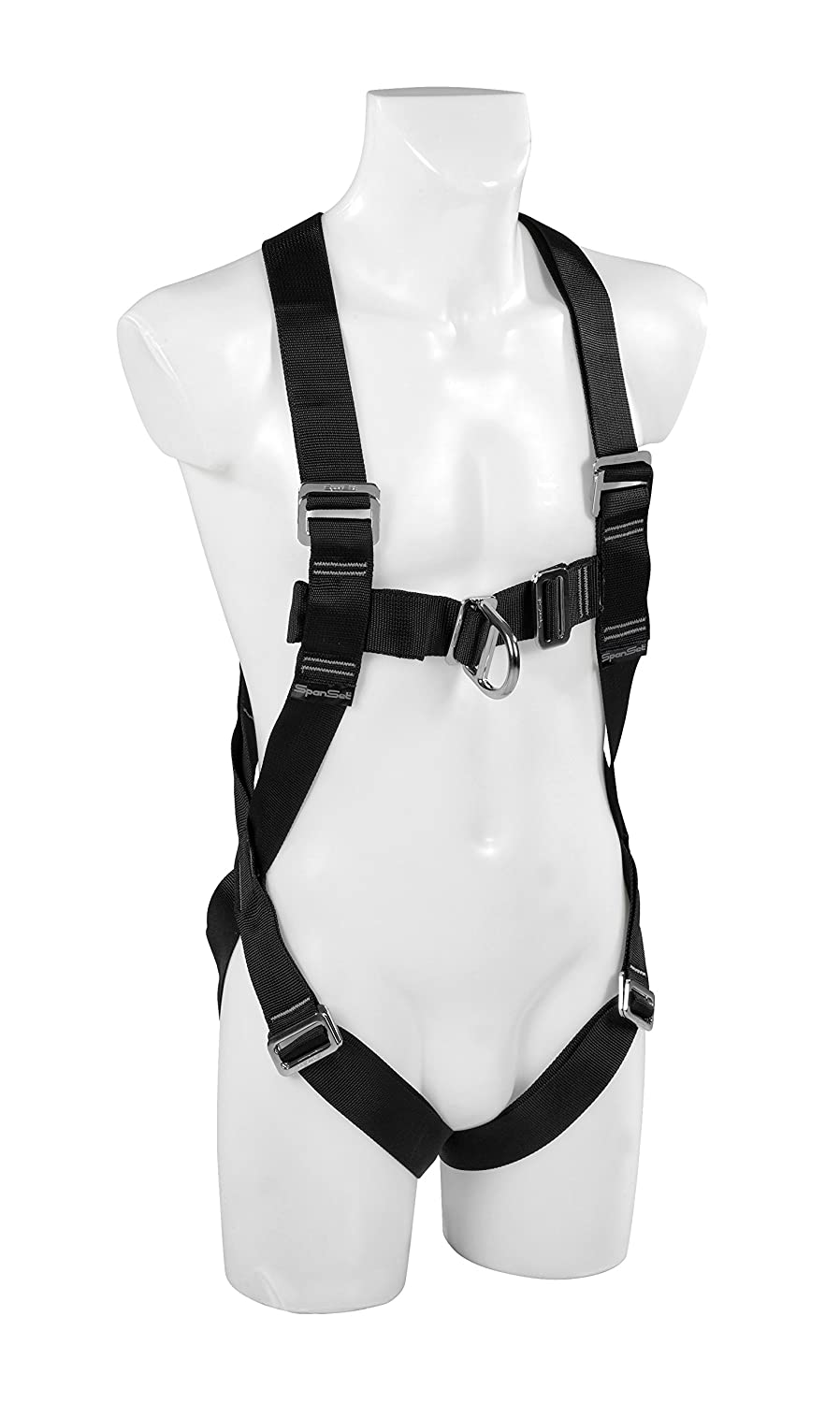 SpanSet 2-X full 2 point harness for work restraint and fall ...