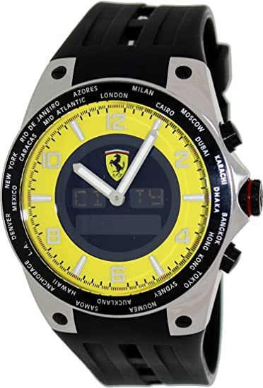 Ferrari FE-05-ACC-YW Hombres Relojes