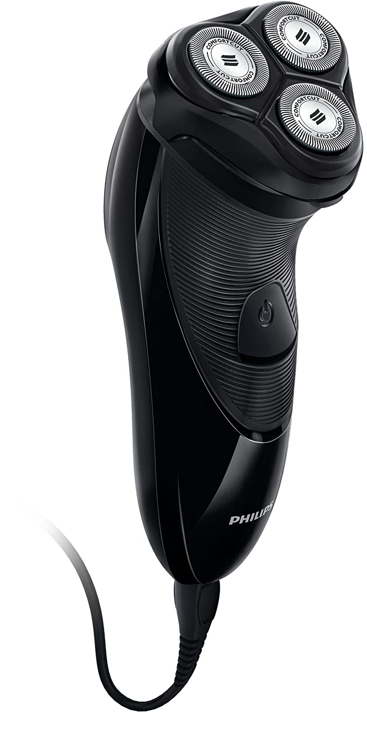 Philips PT711 - Maquina de afeitar powertouch, color negro PT711/16