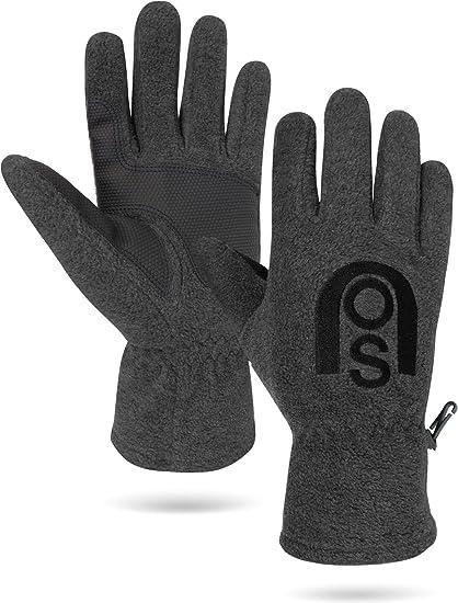 Fleece Fäustling mit Thinsulate in 2 farben Handschuhe
