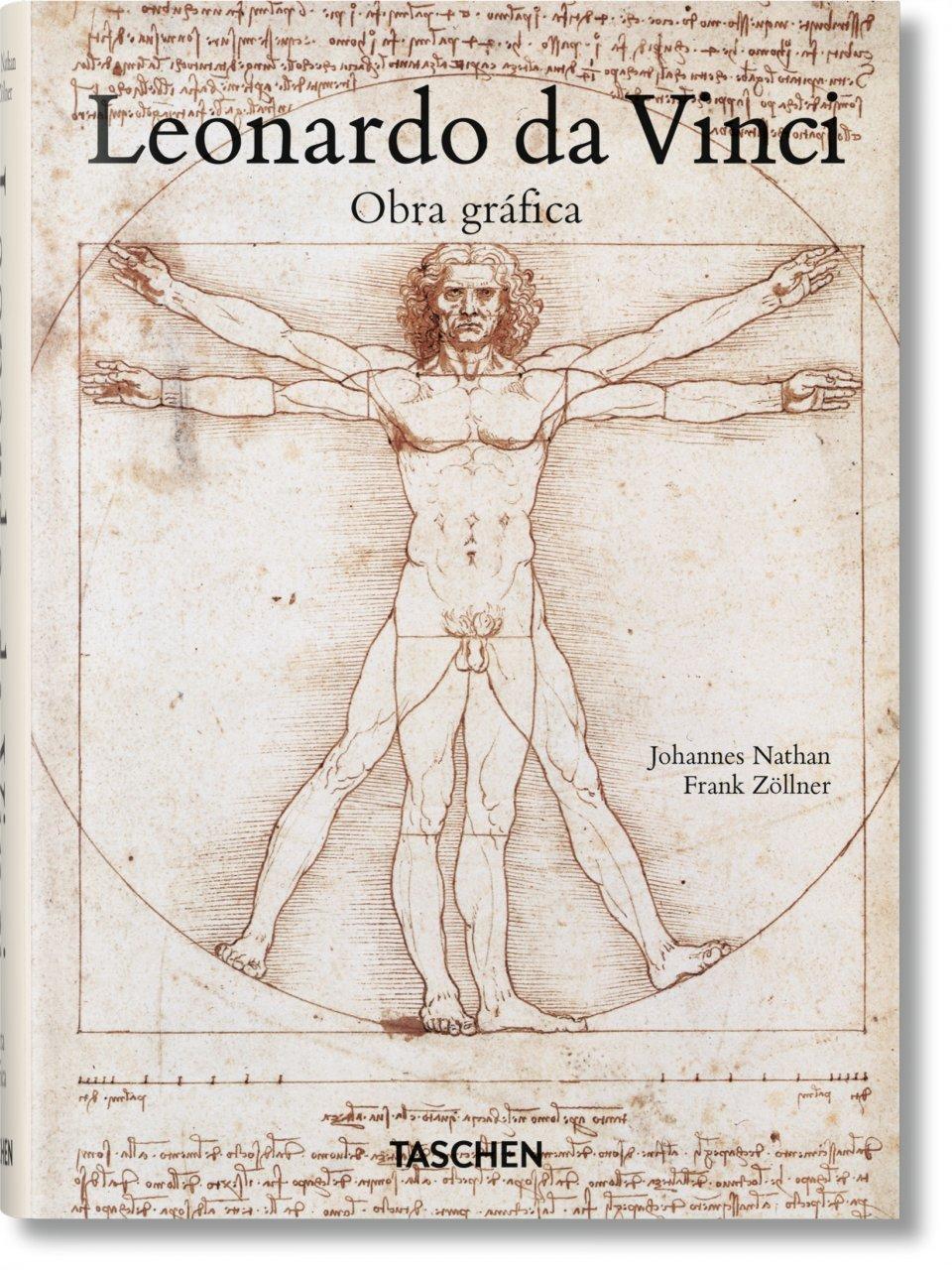 Bu-Leonardo Da Vinci. Obra Grafica - Espagnol -: Amazon.de: Zollner ...